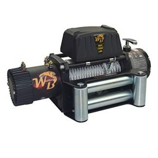 HANSCOSTAR 13000LB Electric Wireless Winch