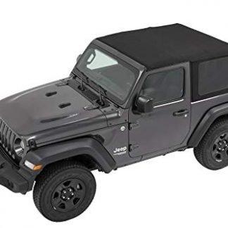 Trektop Soft Top for 2 Door Jeep Wrangler JL