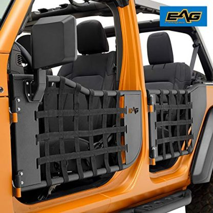EAG Matrix Tubular Doors with Side View Mirrors