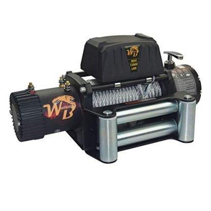 HANSCOSTAR 13000LB Electric Wireless Winch