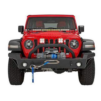 HighRock 4x4 Jeep Wrangler JL Front Bumper