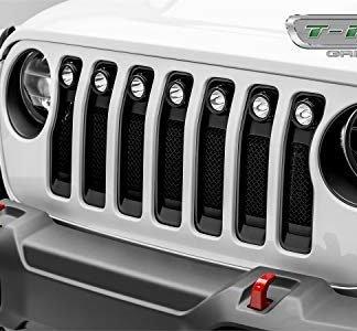Jeep Wrangler JL LED Torch Grille